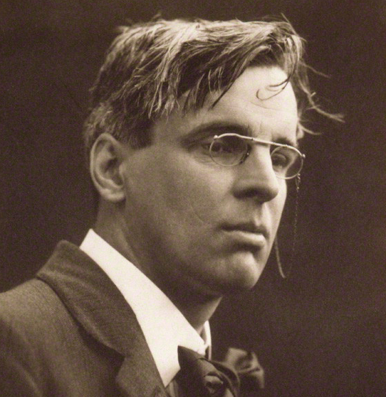 NPG x6397; William Butler Yeats by George Charles Beresford