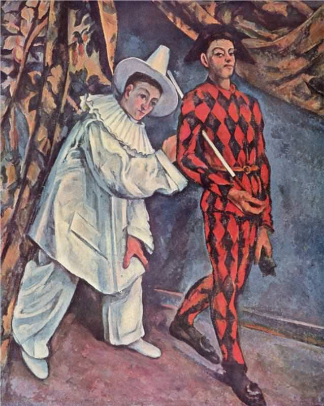 pierrot-and-harlequin