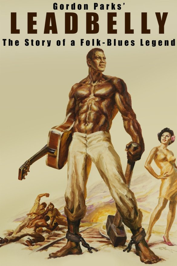 leadbelly poster