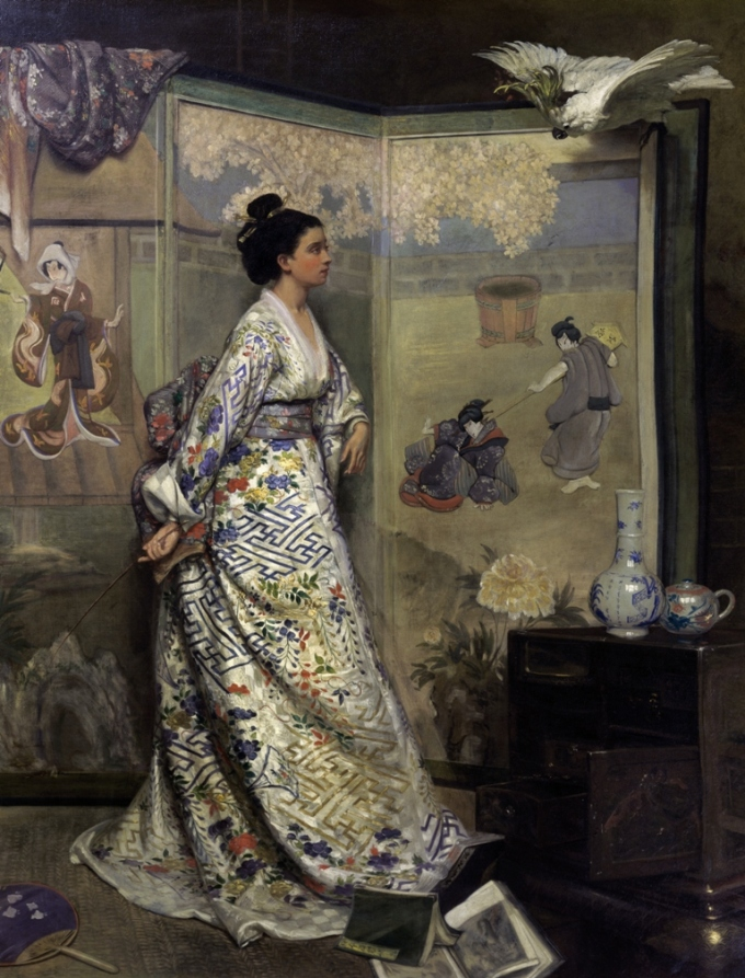 Gustave_Léonard_de_Jonghe_-_The_Japanese_Fan